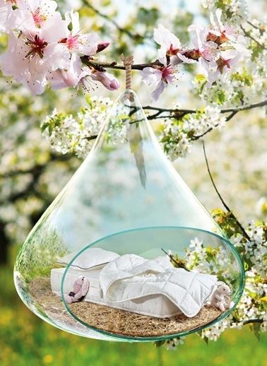 Hibboux Botanic Baby Pocket Yaylı Yatak 70x130 Cm Renkli